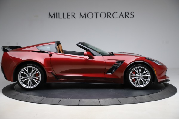 Used 2015 Chevrolet Corvette Z06 for sale $85,900 at Bentley Greenwich in Greenwich CT 06830 8