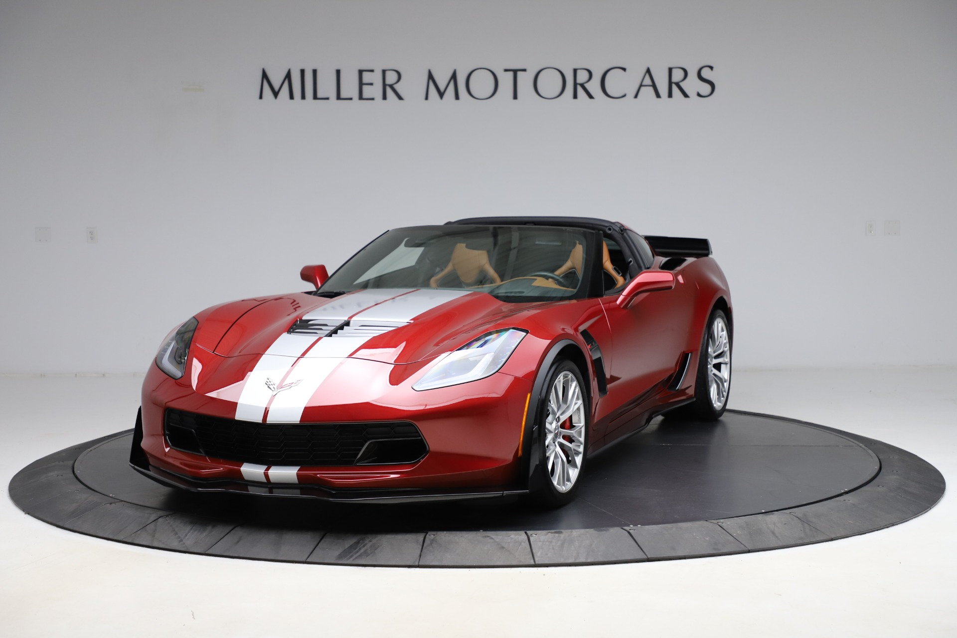 Used 2015 Chevrolet Corvette Z06 for sale $85,900 at Bentley Greenwich in Greenwich CT 06830 1