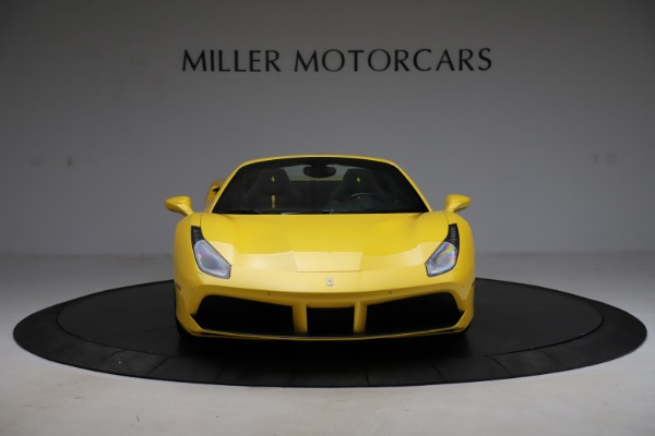 Used 2018 Ferrari 488 Spider for sale $289,900 at Bentley Greenwich in Greenwich CT 06830 18