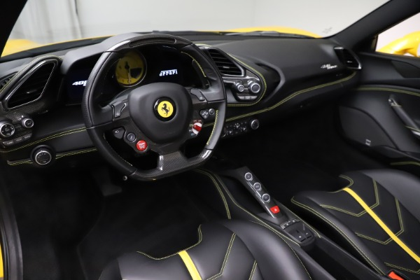 Used 2018 Ferrari 488 Spider for sale $289,900 at Bentley Greenwich in Greenwich CT 06830 19