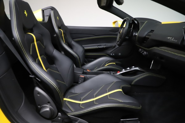 Used 2018 Ferrari 488 Spider for sale $289,900 at Bentley Greenwich in Greenwich CT 06830 24