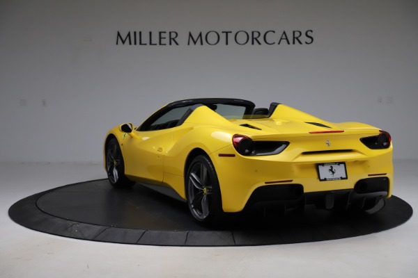 Used 2018 Ferrari 488 Spider for sale $289,900 at Bentley Greenwich in Greenwich CT 06830 5