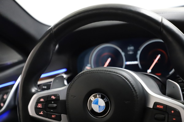 Used 2018 BMW 5 Series M550i xDrive for sale $49,900 at Bentley Greenwich in Greenwich CT 06830 23