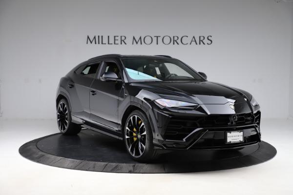 Used 2019 Lamborghini Urus for sale $249,900 at Bentley Greenwich in Greenwich CT 06830 11