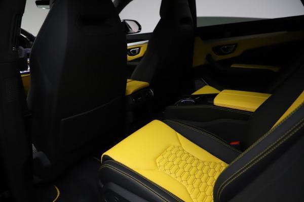 Used 2019 Lamborghini Urus for sale $249,900 at Bentley Greenwich in Greenwich CT 06830 18