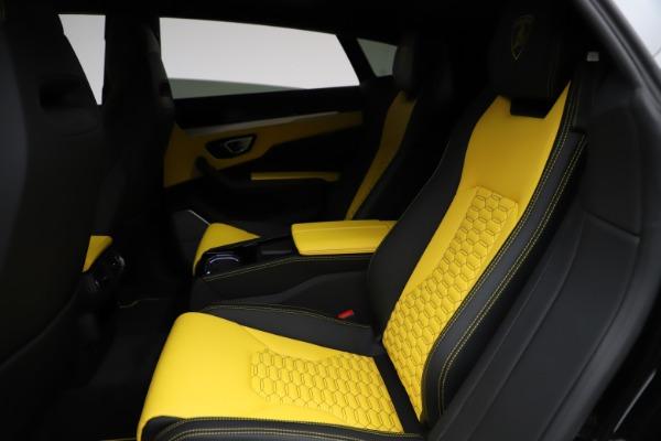 Used 2019 Lamborghini Urus for sale $249,900 at Bentley Greenwich in Greenwich CT 06830 19