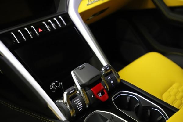 Used 2019 Lamborghini Urus for sale $249,900 at Bentley Greenwich in Greenwich CT 06830 21