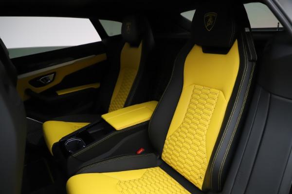 Used 2019 Lamborghini Urus for sale $249,900 at Bentley Greenwich in Greenwich CT 06830 22