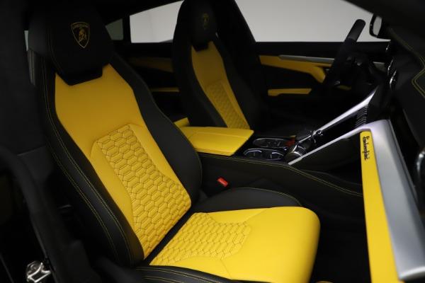 Used 2019 Lamborghini Urus for sale $249,900 at Bentley Greenwich in Greenwich CT 06830 26
