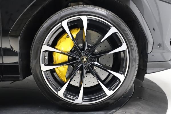 Used 2019 Lamborghini Urus for sale $249,900 at Bentley Greenwich in Greenwich CT 06830 27
