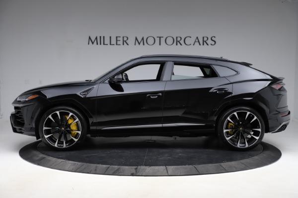 Used 2019 Lamborghini Urus for sale $249,900 at Bentley Greenwich in Greenwich CT 06830 3