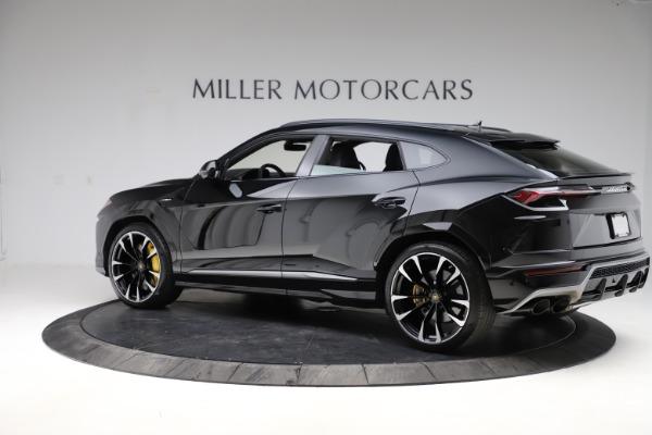 Used 2019 Lamborghini Urus for sale $249,900 at Bentley Greenwich in Greenwich CT 06830 4