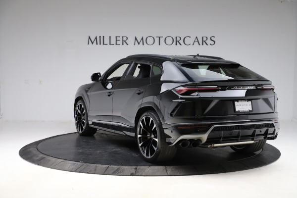 Used 2019 Lamborghini Urus for sale $249,900 at Bentley Greenwich in Greenwich CT 06830 5