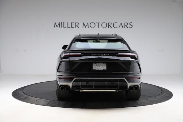 Used 2019 Lamborghini Urus for sale $249,900 at Bentley Greenwich in Greenwich CT 06830 6