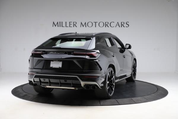 Used 2019 Lamborghini Urus for sale $249,900 at Bentley Greenwich in Greenwich CT 06830 7