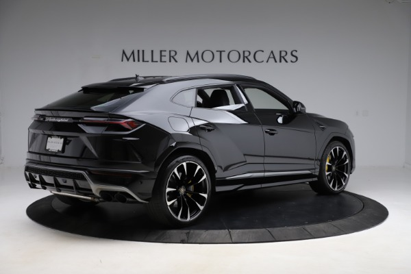 Used 2019 Lamborghini Urus for sale $249,900 at Bentley Greenwich in Greenwich CT 06830 8