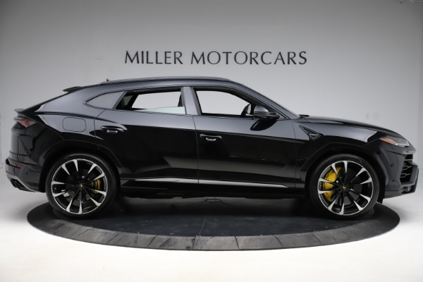 Used 2019 Lamborghini Urus for sale $249,900 at Bentley Greenwich in Greenwich CT 06830 9