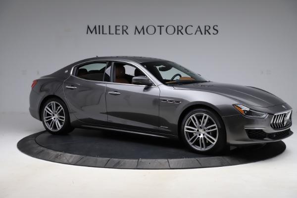 Used 2018 Maserati Ghibli SQ4 GranLusso for sale $51,900 at Bentley Greenwich in Greenwich CT 06830 10