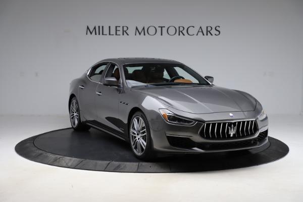 Used 2018 Maserati Ghibli SQ4 GranLusso for sale $51,900 at Bentley Greenwich in Greenwich CT 06830 11
