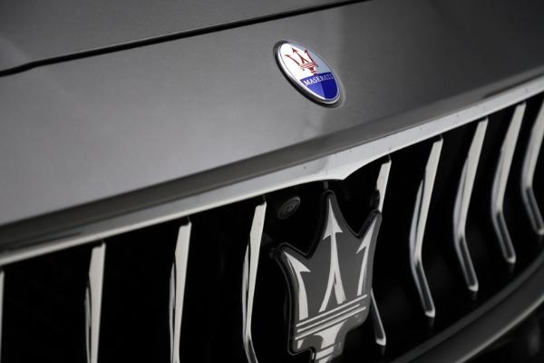 Used 2018 Maserati Ghibli SQ4 GranLusso for sale $51,900 at Bentley Greenwich in Greenwich CT 06830 28