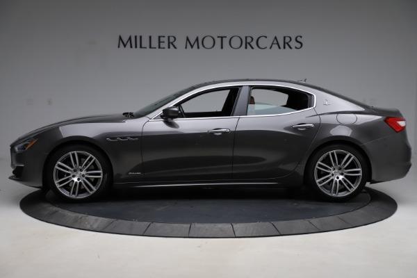 Used 2018 Maserati Ghibli SQ4 GranLusso for sale $51,900 at Bentley Greenwich in Greenwich CT 06830 3