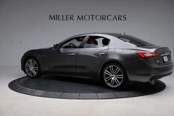 Used 2018 Maserati Ghibli SQ4 GranLusso for sale $51,900 at Bentley Greenwich in Greenwich CT 06830 4