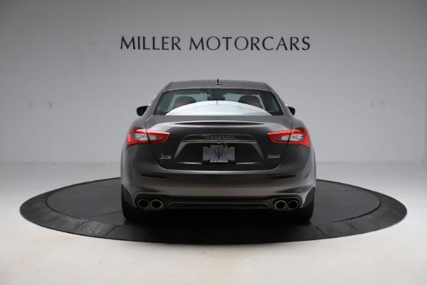 Used 2018 Maserati Ghibli SQ4 GranLusso for sale $51,900 at Bentley Greenwich in Greenwich CT 06830 6