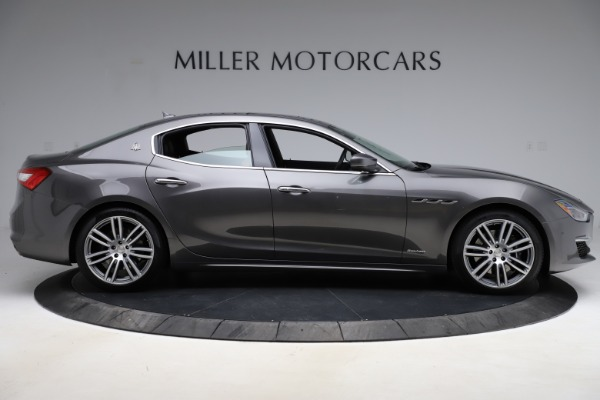 Used 2018 Maserati Ghibli SQ4 GranLusso for sale $51,900 at Bentley Greenwich in Greenwich CT 06830 9