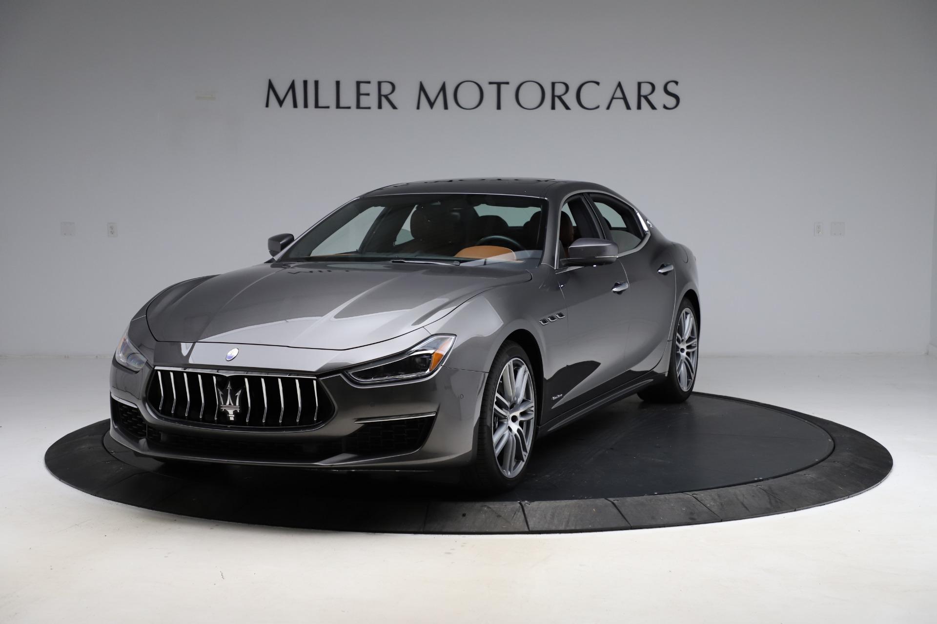 Used 2018 Maserati Ghibli SQ4 GranLusso for sale $51,900 at Bentley Greenwich in Greenwich CT 06830 1