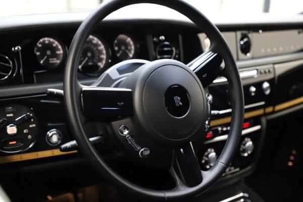 Used 2015 Rolls-Royce Phantom EWB for sale $289,900 at Bentley Greenwich in Greenwich CT 06830 12