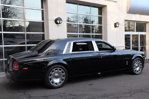 Used 2015 Rolls-Royce Phantom EWB for sale $289,900 at Bentley Greenwich in Greenwich CT 06830 5