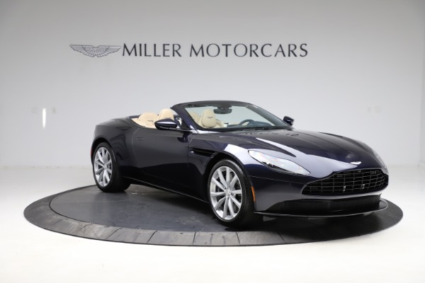 New 2021 Aston Martin DB11 Volante Convertible for sale $274,916 at Bentley Greenwich in Greenwich CT 06830 10