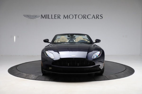 New 2021 Aston Martin DB11 Volante Convertible for sale $274,916 at Bentley Greenwich in Greenwich CT 06830 11