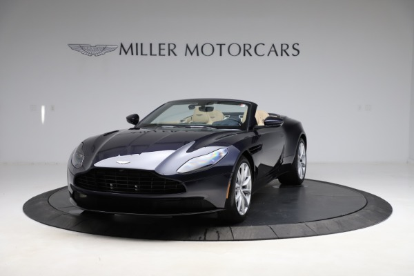 New 2021 Aston Martin DB11 Volante Convertible for sale $274,916 at Bentley Greenwich in Greenwich CT 06830 12