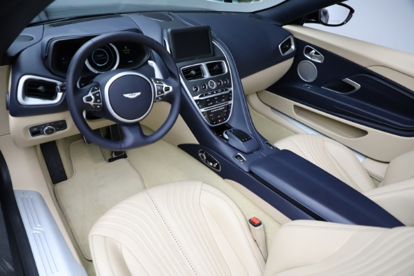 New 2021 Aston Martin DB11 Volante Convertible for sale $274,916 at Bentley Greenwich in Greenwich CT 06830 13