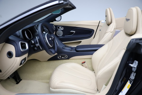 New 2021 Aston Martin DB11 Volante Convertible for sale $274,916 at Bentley Greenwich in Greenwich CT 06830 14