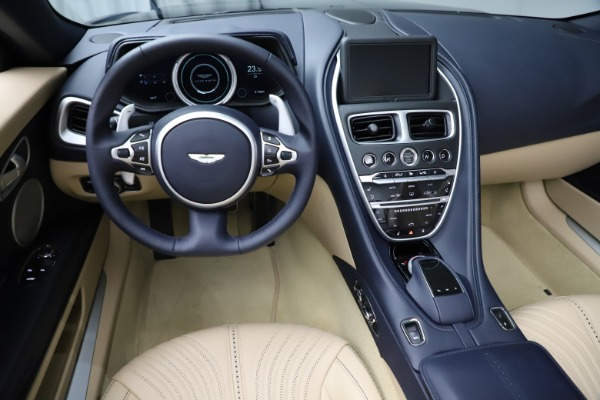 New 2021 Aston Martin DB11 Volante for sale Sold at Bentley Greenwich in Greenwich CT 06830 18