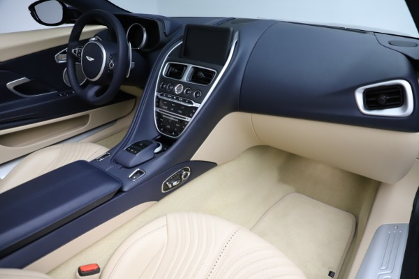 New 2021 Aston Martin DB11 Volante for sale Sold at Bentley Greenwich in Greenwich CT 06830 19