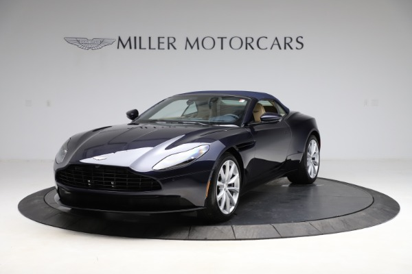 New 2021 Aston Martin DB11 Volante for sale Sold at Bentley Greenwich in Greenwich CT 06830 22