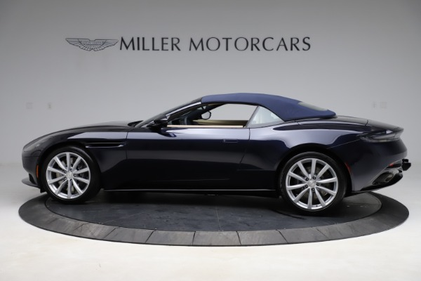 New 2021 Aston Martin DB11 Volante Convertible for sale $274,916 at Bentley Greenwich in Greenwich CT 06830 23