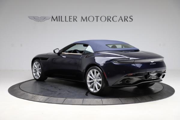 New 2021 Aston Martin DB11 Volante Convertible for sale $274,916 at Bentley Greenwich in Greenwich CT 06830 24