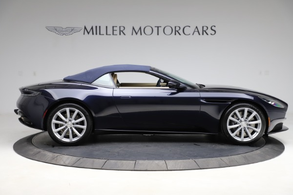 New 2021 Aston Martin DB11 Volante Convertible for sale $274,916 at Bentley Greenwich in Greenwich CT 06830 26