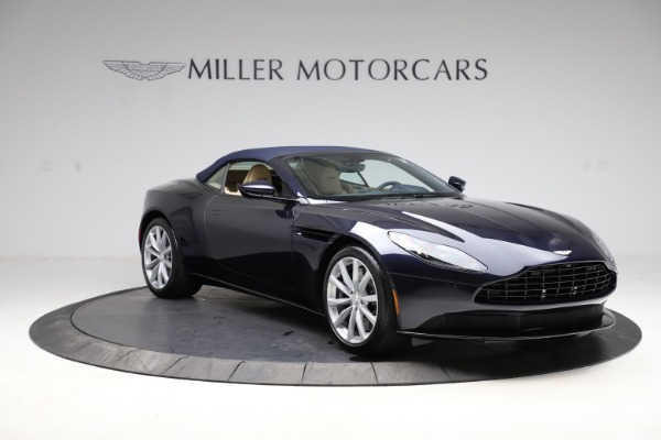 New 2021 Aston Martin DB11 Volante Convertible for sale $274,916 at Bentley Greenwich in Greenwich CT 06830 27
