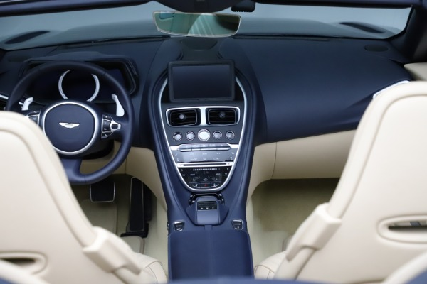 New 2021 Aston Martin DB11 Volante for sale Sold at Bentley Greenwich in Greenwich CT 06830 28