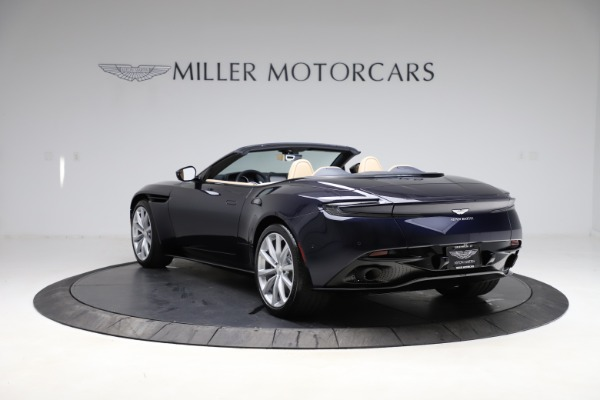 New 2021 Aston Martin DB11 Volante Convertible for sale $274,916 at Bentley Greenwich in Greenwich CT 06830 4