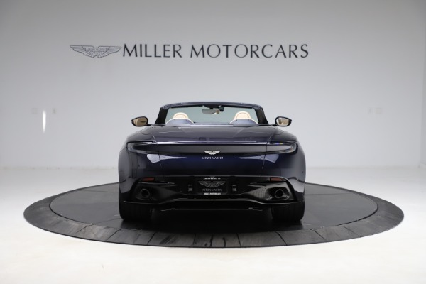 New 2021 Aston Martin DB11 Volante Convertible for sale $274,916 at Bentley Greenwich in Greenwich CT 06830 5