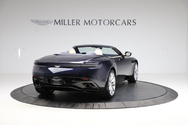 New 2021 Aston Martin DB11 Volante Convertible for sale $274,916 at Bentley Greenwich in Greenwich CT 06830 6