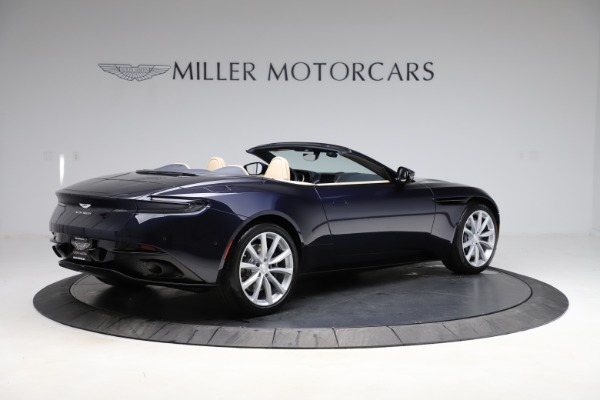 New 2021 Aston Martin DB11 Volante Convertible for sale $274,916 at Bentley Greenwich in Greenwich CT 06830 7