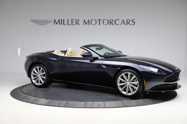 New 2021 Aston Martin DB11 Volante Convertible for sale $274,916 at Bentley Greenwich in Greenwich CT 06830 9