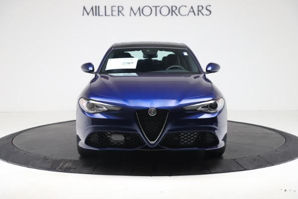 New 2021 Alfa Romeo Giulia Ti Sport Q4 for sale $52,100 at Bentley Greenwich in Greenwich CT 06830 12